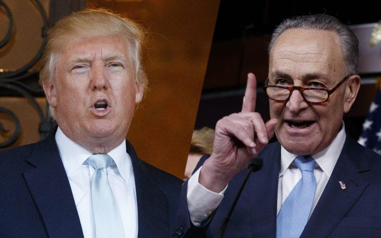 Trump wants to stick Dems with health law woes