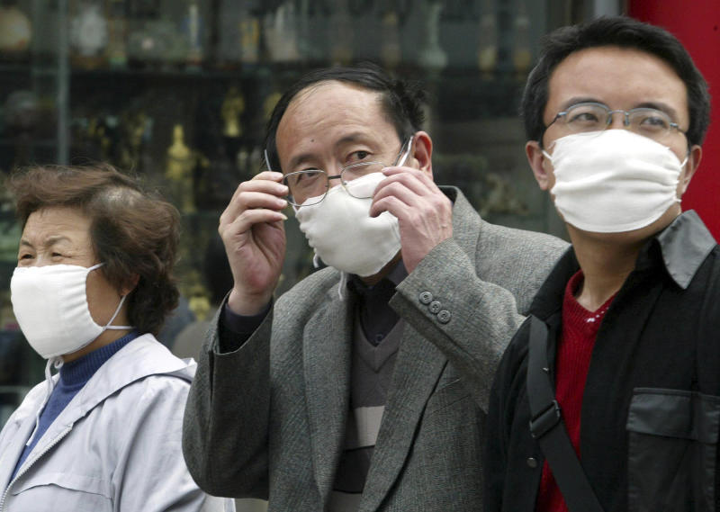 Genetics may explain severe flu in Chinese people
