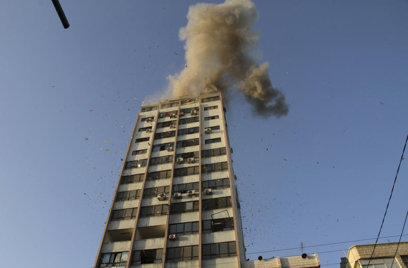 Reporters Without Borders condemns Israeli strikes