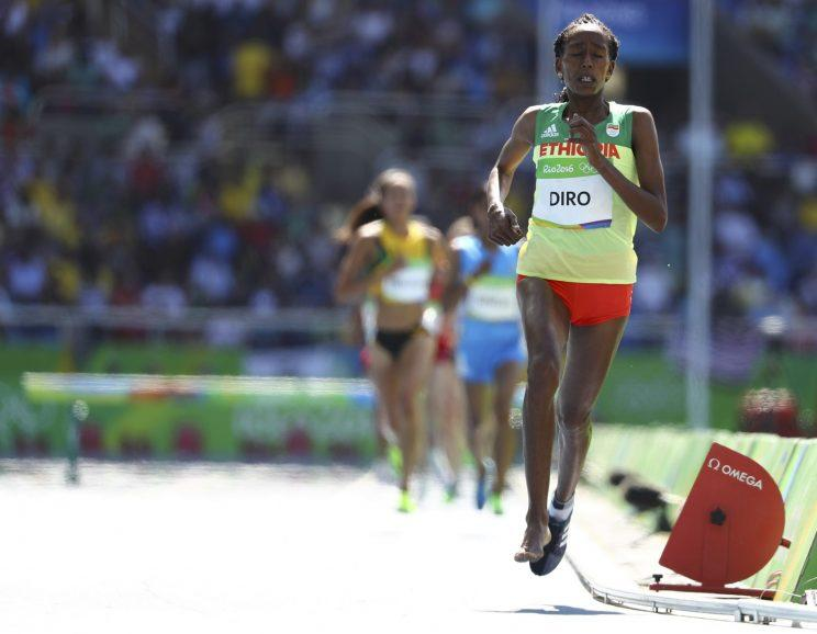 #ReadySetRio: Praught's Olympic journey ends after fall in 3000m steeplechase