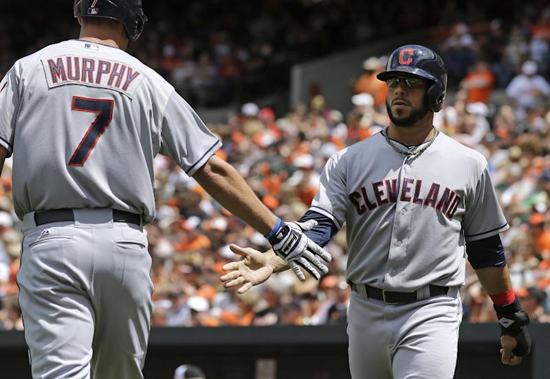 Kluber sharp as Indians beat Orioles 9-0