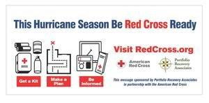 """Portfolio Recovery Associates and American Red Cross: """"Be Red Cross Ready"""""""