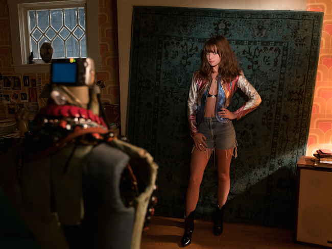 Netflix Debuts Trailer for 'Girlboss' Starring Britt Robertson