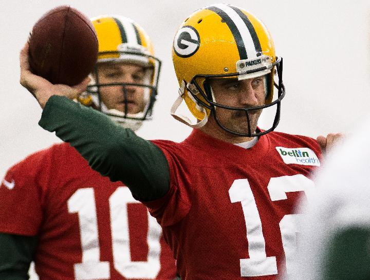 Packers rule out QB Rodgers vs Lions
