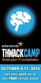 Second Annual SolarWinds IT Pro Conference Returns October 8-11, 2013