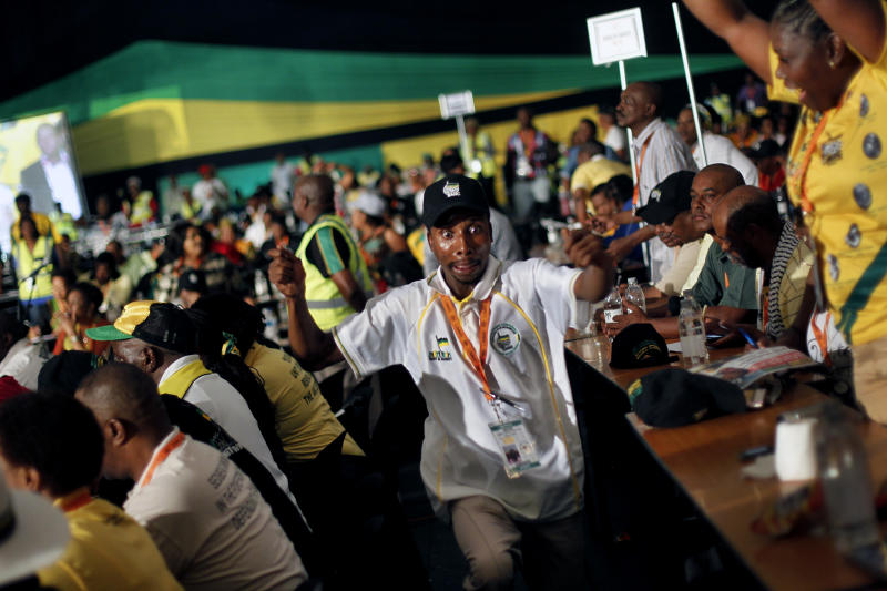 South Africa ANC: Nationalization 'off the table'