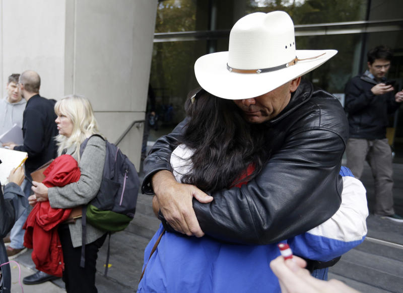 Shock And Praise Over Bundy Verdict In Oregon