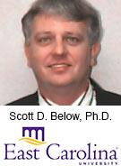 Scott D. Below, Ph.D.