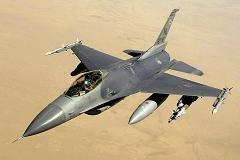 Egypt bloodshed leaves Lockheed F-16s in limbo