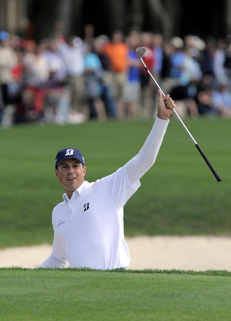 Kuchar rallies from 4 back to win RBC Heritage