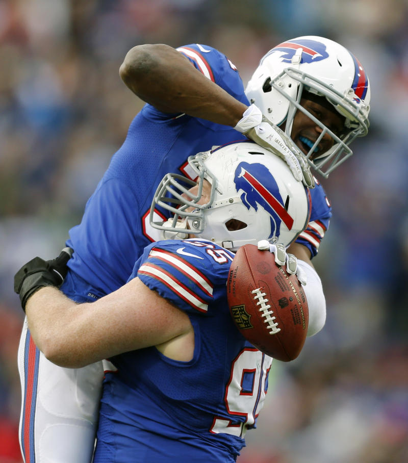 Banged-up Bills get chance to rest during bye week