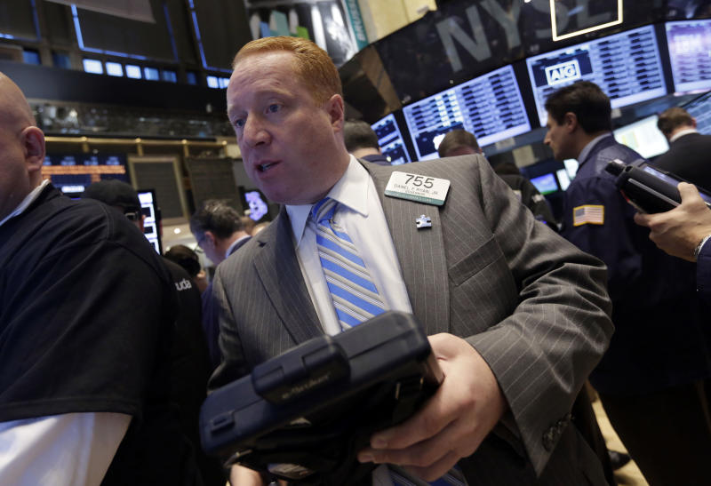 Investors lift Dow Jones to another record close