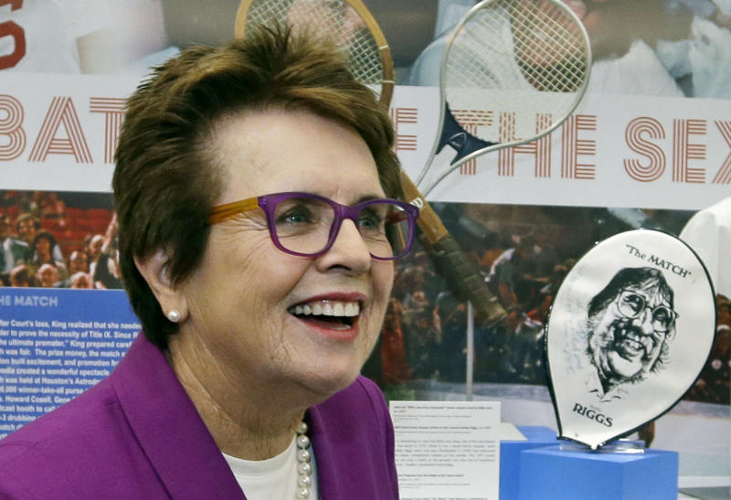 Billie Jean King to attend Sochi closing ceremony