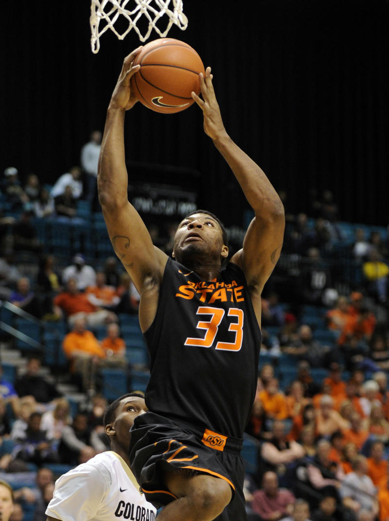 Brown scores 23, leads Oklahoma St. over Colorado
