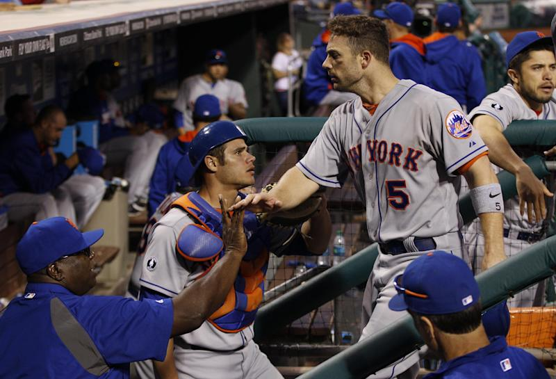Wright has big hit in 14th, Mets beat Phillies 5-4