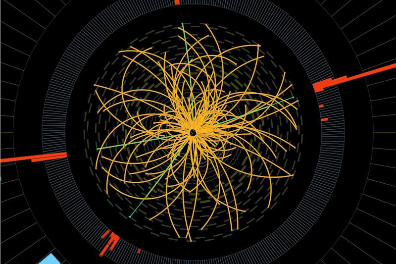 'God particle': Confirmation is 'achingly close'