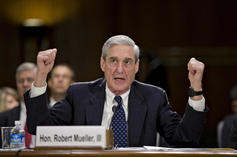 Mueller urges caution on NSA program changes