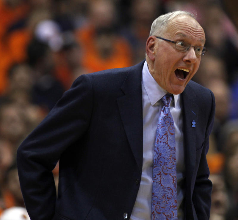Syracuse is new No. 1 in AP poll