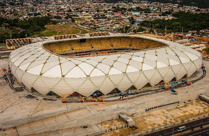 Valcke: It's a race to get Brazil ready for WCup