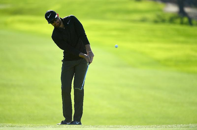 Tiger Woods stumbles home to a 76