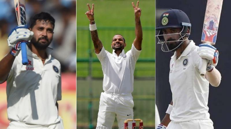 Shikhar Dhawan fit for first Test, Ravindra Jadeja recovering