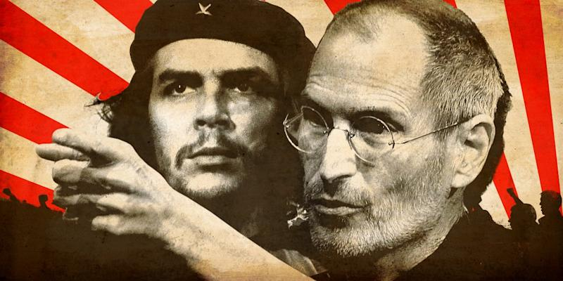 Communist Leader or CEO Quiz Steve Jobs Che