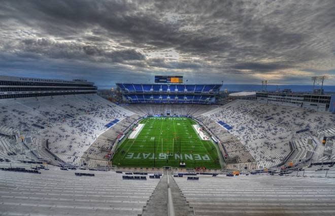 Penn State Releases Its New Athletics Facilities Plan (And They're Quite Good)