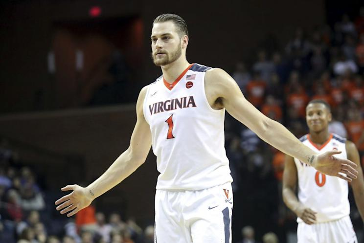 Virginia dismisses junior forward Austin Nichols