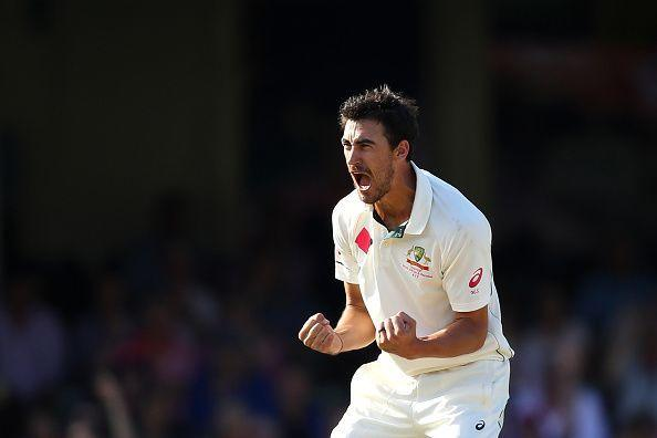 Vince: Starc delivery would 'get me out every time'