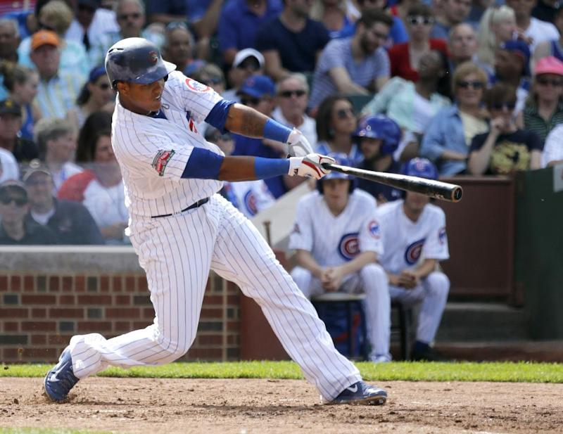 Castro powers Cubs past Pirates 6-3