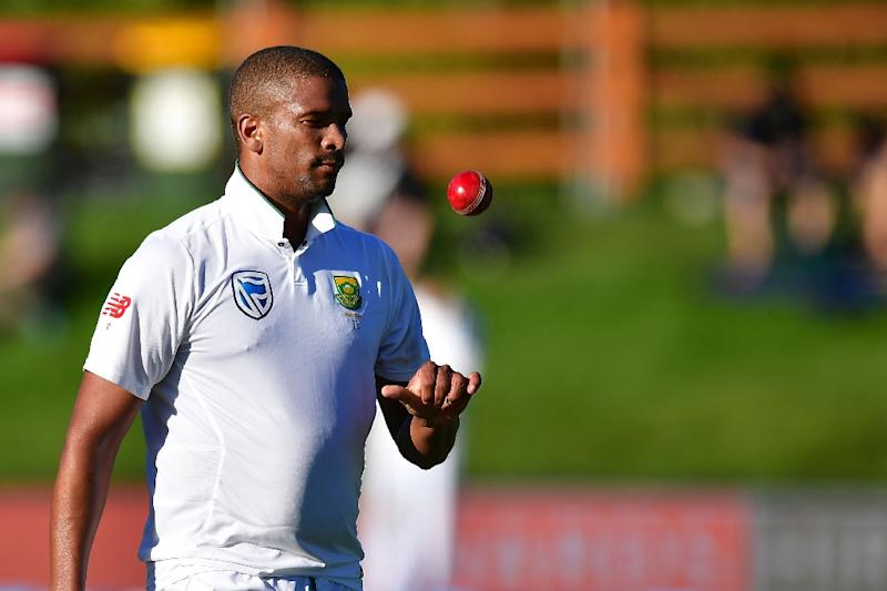 Proteas' Philander sidelined with groin injury