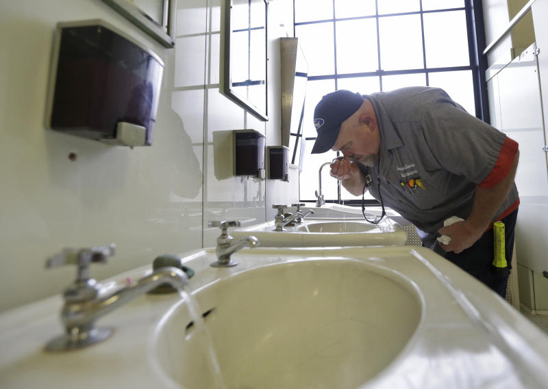 W.Va. spill latest case of coal tainting US waters