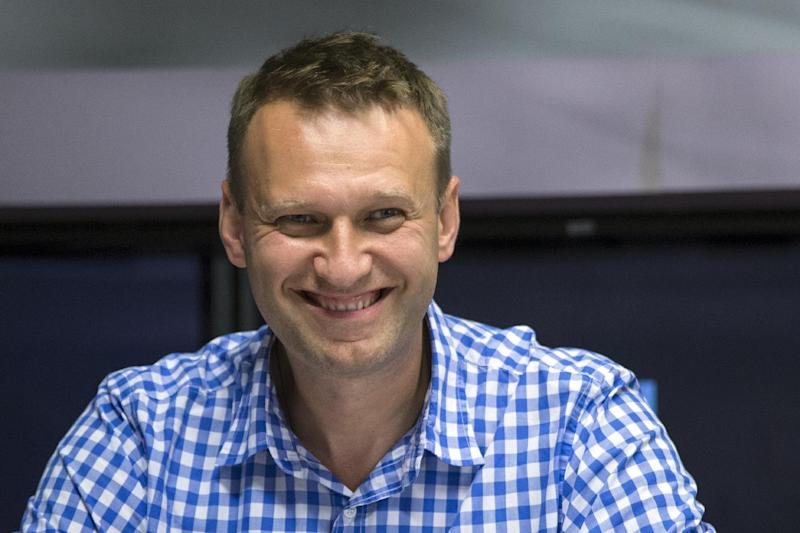 Russian Court Sends Navalny's Case For Retrial