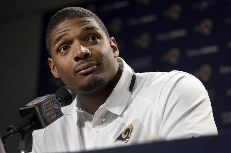 Sam cut from Rams, but may still have NFL future
