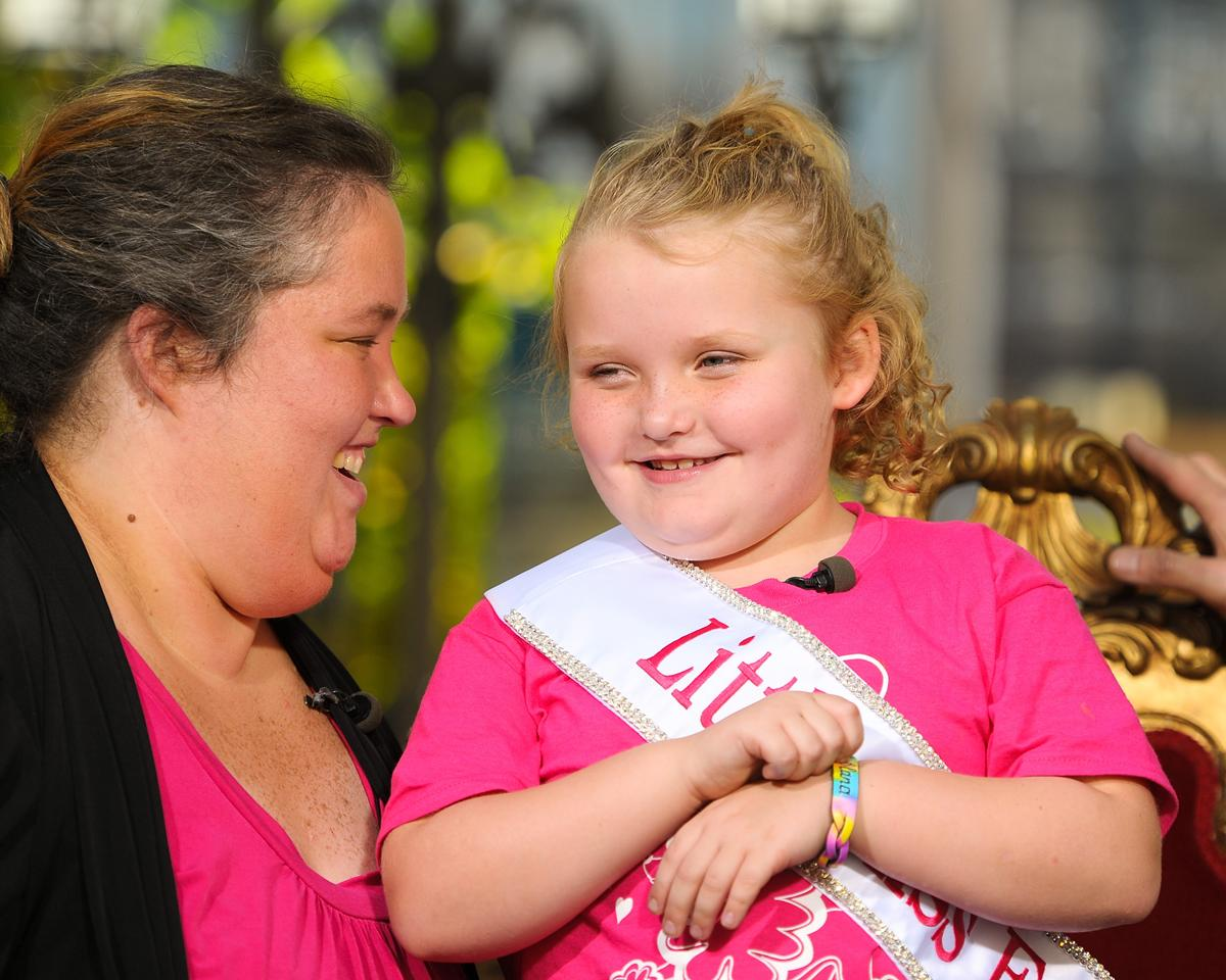 """Pint-sized beauty pageant contestant Alana """"Honey Boo Boo"""" Thompson captivated America in 2012 as the TLC reality show """"Here Comes Honey Boo Boo"""" took us behind the scenes of the Boo Boo family—whether we liked it or not."""