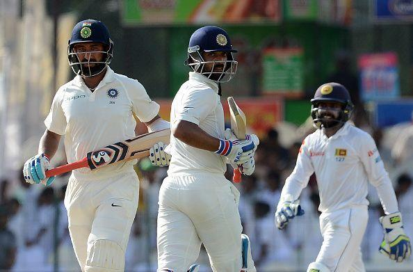 Skipper Virat Kohli credits batsmen for second successive win against Sri Lanka