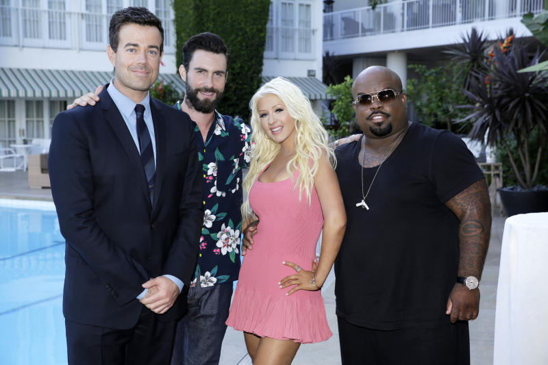 'The Voice' mentors aren't looking to find a star
