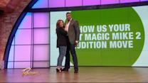 Michael Strahan Helps Rachael Ray Raise Money for 9 Million Meals