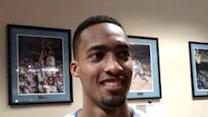 Post Kentucky Interview: J.P. Tokoto