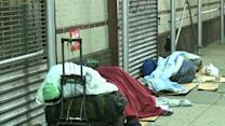New York's boom in homelessness