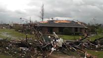 More destructive storms rip through the South