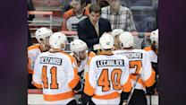 Flyers Fire Coach Peter Laviolette