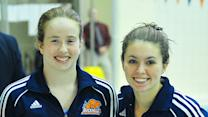 Bucknell Divers are Making a Splash in the Patriot League