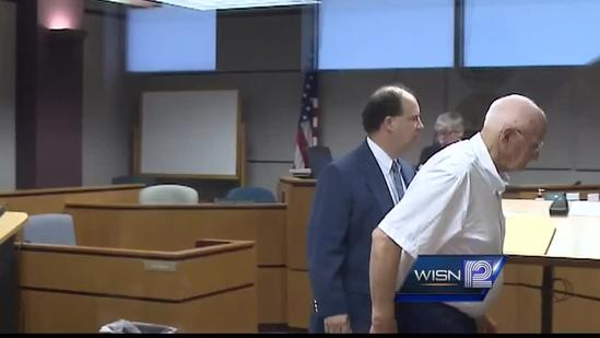 Senior citizen accused of heading theft ring appears in court