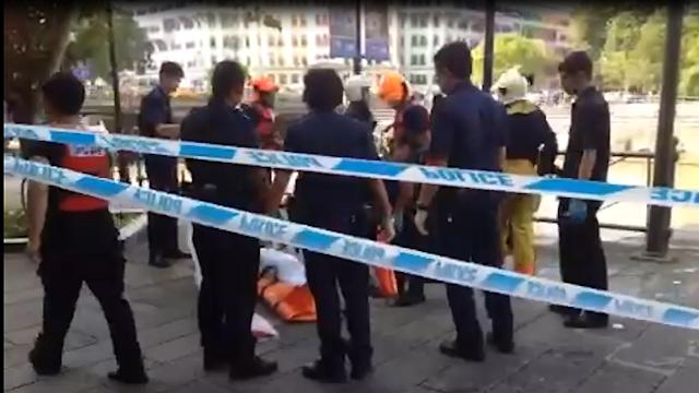 Man's body found in Singapore River