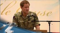 Prince Harry Hopes to Repair Image With U.S. Tour