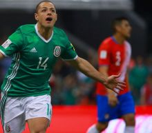Watch: Chicharito matches Borgetti's all-time goal record in Mexico's win vs. Costa Rica