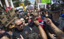 Protesters Confront Ku Klux Klan Members at Contentious Virginia Rally