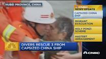 CNBC update: China boat rescue