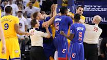 No love lost when Warriors and Clippers clash